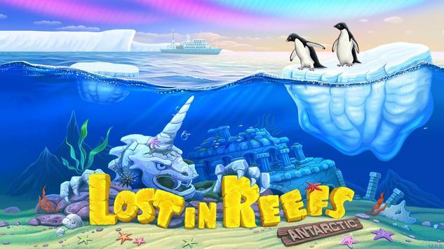 Lost in Reefs: Antarctic apk screenshot