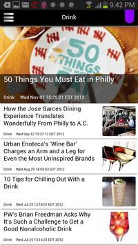 Philadelphia Weekly apk screenshot