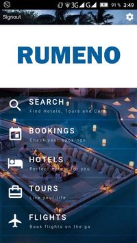 RUMENO.KG poster