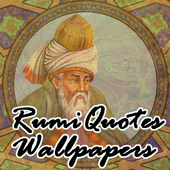 Rumi Quote Wallpapers icon