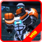 Guide For Atom Real Steel Fighting icon