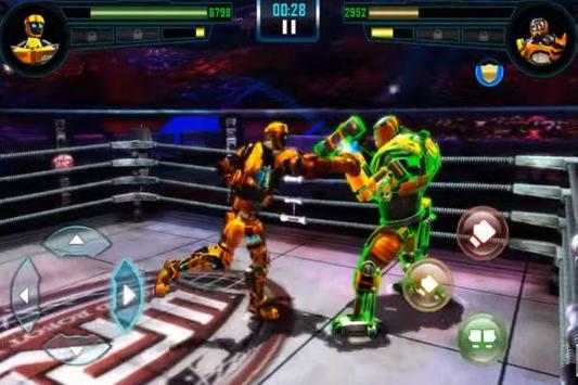 Guide For Atom Real Steel Fighting screenshot 2