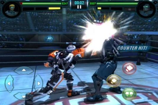 Guide For Atom Real Steel Fighting screenshot 6