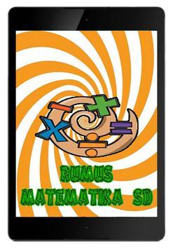 Rumus Matematika SD screenshot 8
