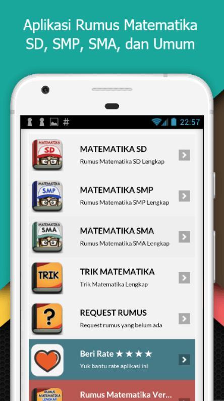 Rumus Matematika Lengkap For Android Apk Download
