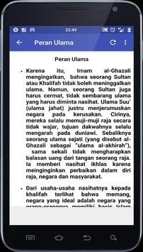 Al Ghazali Kata Bijak Wasiat dan Kisah screenshot 3