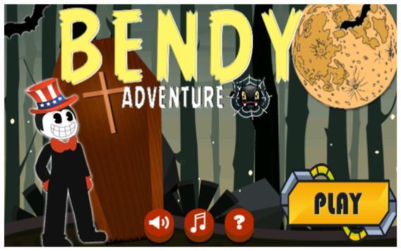 Bendy Run of ink apk screenshot