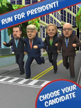 Election Run With Donald Trump apk screenshot