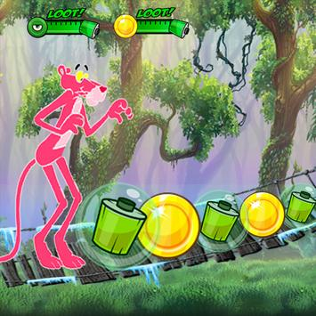 Run Panther apk screenshot