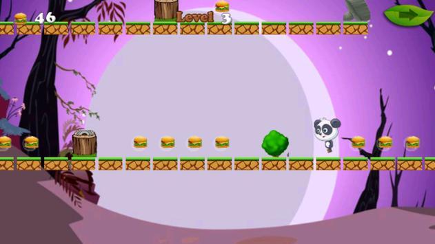 Super Panda Run apk screenshot