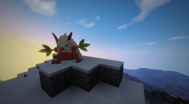 Pixelmon Crafting Horse apk screenshot