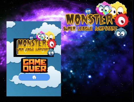 Monster buster bash -Dallying funny monsters apk screenshot