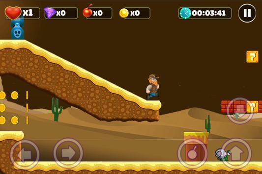 Super Mari World Run apk screenshot