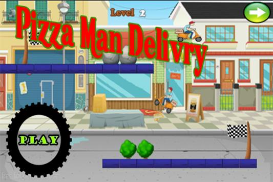 Pizza Man Delivery screenshot 2