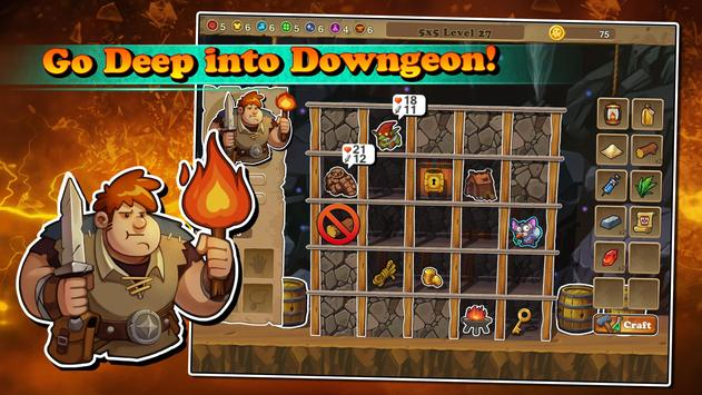 DowngeonQuest poster