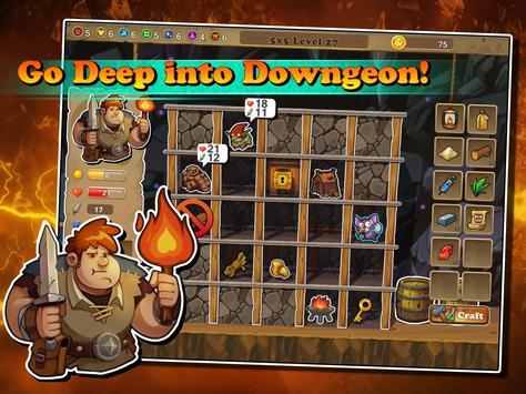 DowngeonQuest apk screenshot