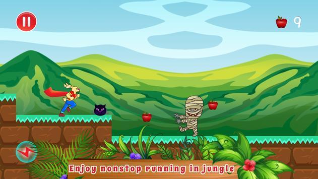 Rabbit Runner screenshot 1
