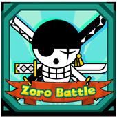 Zoro Pirate Shooting Free icon