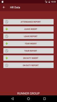 HRM App For Runner Group apk screenshot