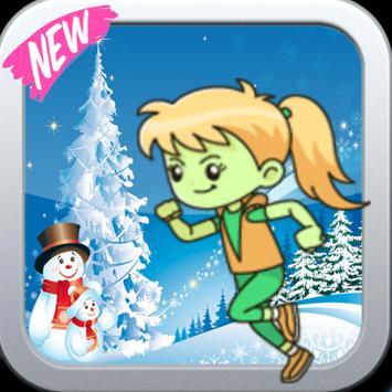 snow white runner poster