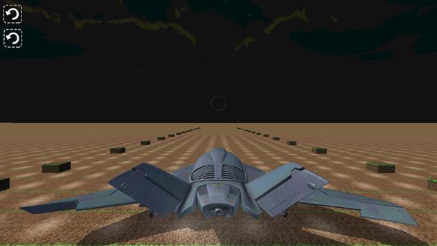 Flight Pilot Simulator 3D for Kids : Fly Survival poster