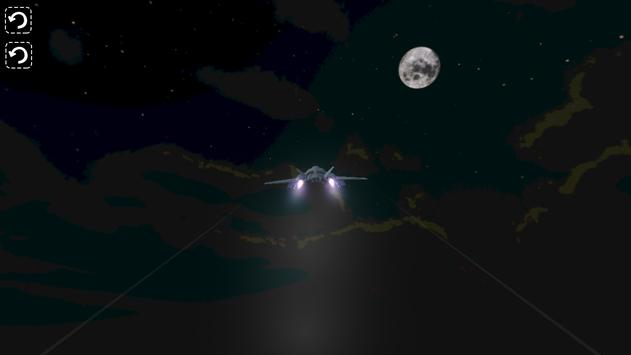 Flight Pilot Simulator 3D for Kids : Fly Survival apk screenshot