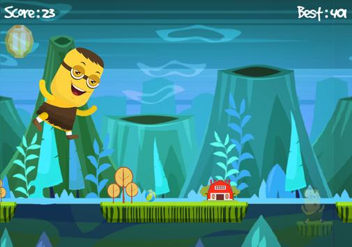 Run Minion Runner Adventure screenshot 1