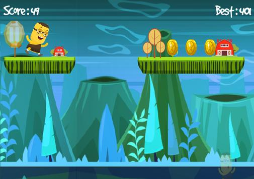 Run Minion Runner Adventure screenshot 2