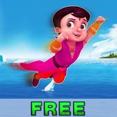 Bheem Run Adventure Dash 3D - Little Boy Run Game icon