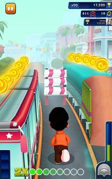 Bheem Run Adventure Dash 3D - Little Boy Run Game screenshot 11