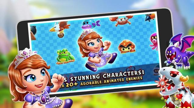 Run Princess Sofia Adventure screenshot 1