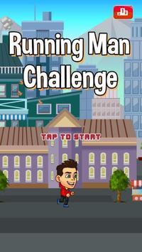 Running Man Challenge - Game poster