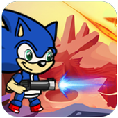 Super Sonics Force Battle icon