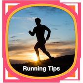 Running Tips icon