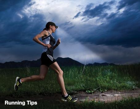 Running Tips apk screenshot