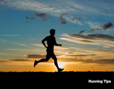Running Tips poster