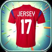 Make My Football Jersey icon