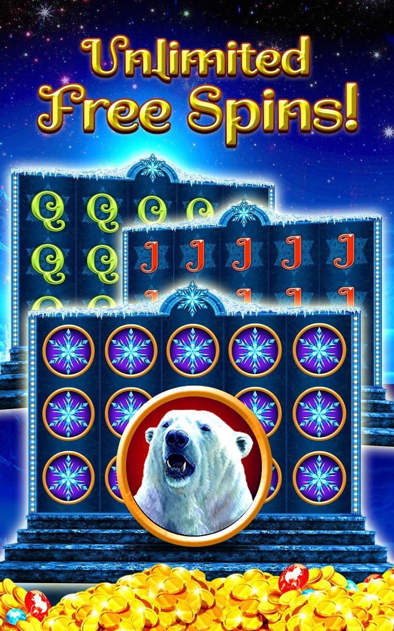 Polar Ice Slot Machine