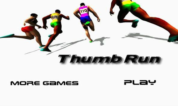 Thumb Run poster