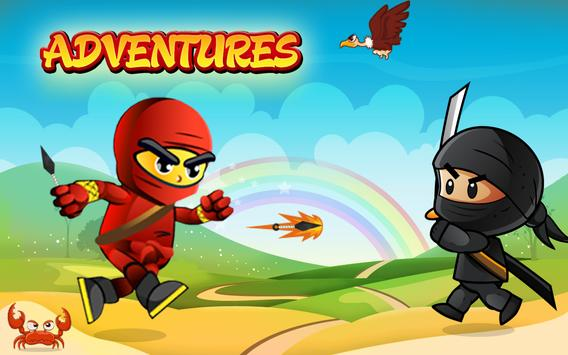 Running Ninjago Shadow Combat apk screenshot