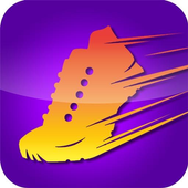 Personal Running Race History icon