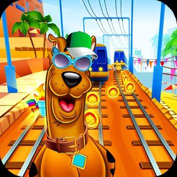 Subway Scooby Adventure surf apk screenshot
