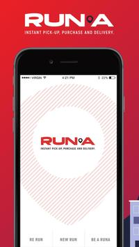 Runa Delivery poster
