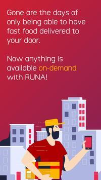 Runa Delivery screenshot 1