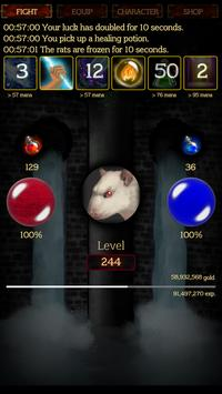 Rat Clicker 2 - Idle RPG poster