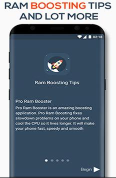 Ram Booster PRO - Smart Cleaner poster