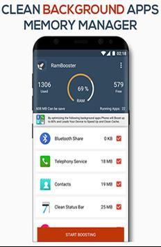 Ram Booster PRO - Smart Cleaner screenshot 1
