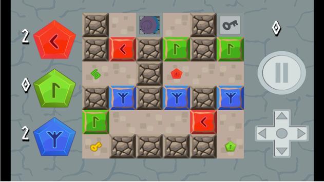 Rune Breaker screenshot 1