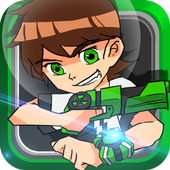 Ultimate Ben Alien 10 Shooter icon