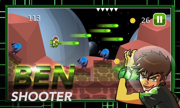 Ben Super Ten Ultimate Alien Transform apk screenshot